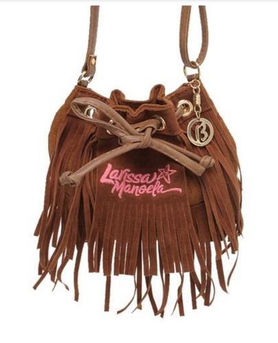 Bolsa Com Franjas Larissa Manoela - R  76,00 em Mercado Livre 1776faf759