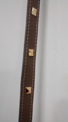 bolsa  com tampa  espanha - couro legítimo - frete grátis