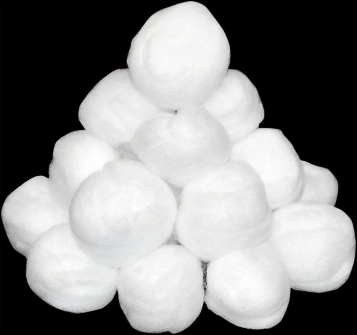 Resultado de imagen para Bolas de algodón