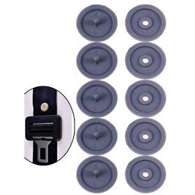 Bolsa Con 5 Topes De Plastico Para Cinturon De Seguridad