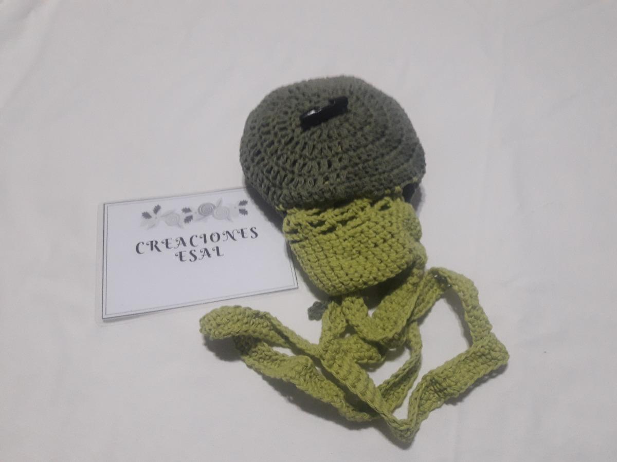 Bolsa Con Estuche Comodo Para Cartera Al Crochet - $ 280,00 en ...