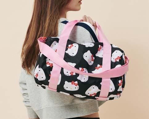 Mini Kitty Converse Dama Duffle Bolsa Unicas Hello 10008214 thQsrdBCx