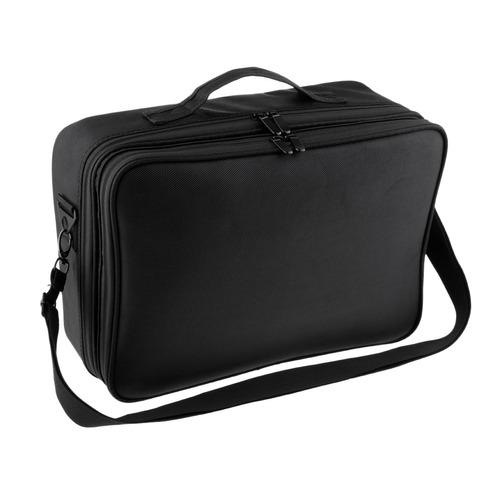 bolsa cosmético grande b caso tren caso organizador maquill