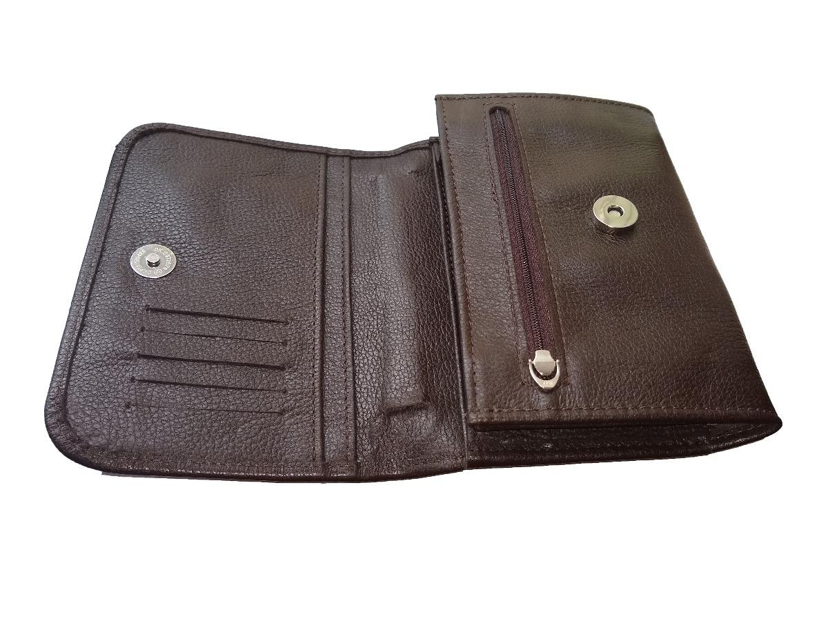 402e1e66a bolsa carteira couro feminina alça tiracolo - super promoção. Carregando  zoom... bolsa couro feminina alça. Carregando zoom.