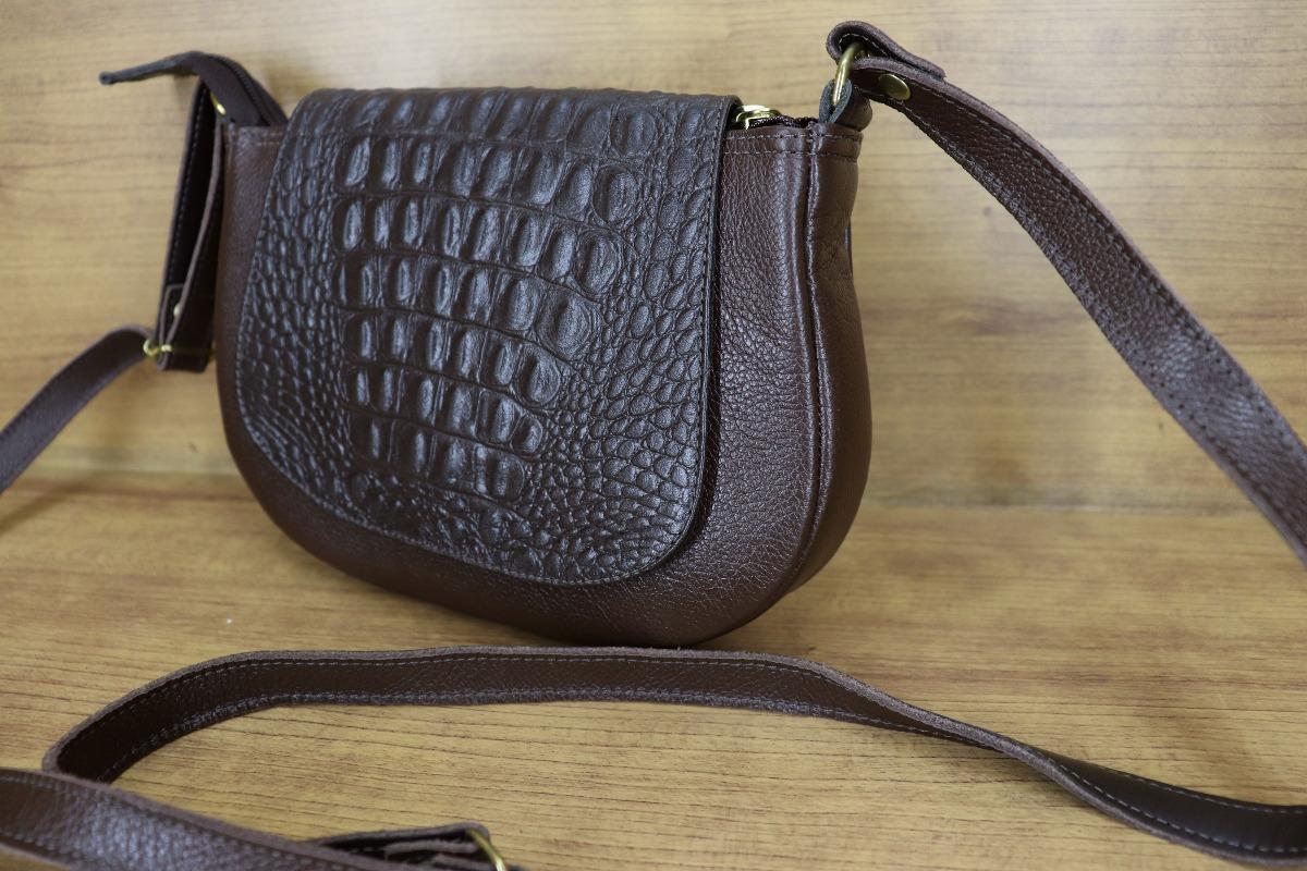 bf3d70efe bolsa couro legítimo feminina + kit tiracolo carteira barata. Carregando  zoom.