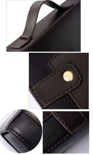 Bolsa De Couro Masculina Mercado Livre : Bolsa pasta de couro polo masculina pronta entrega r