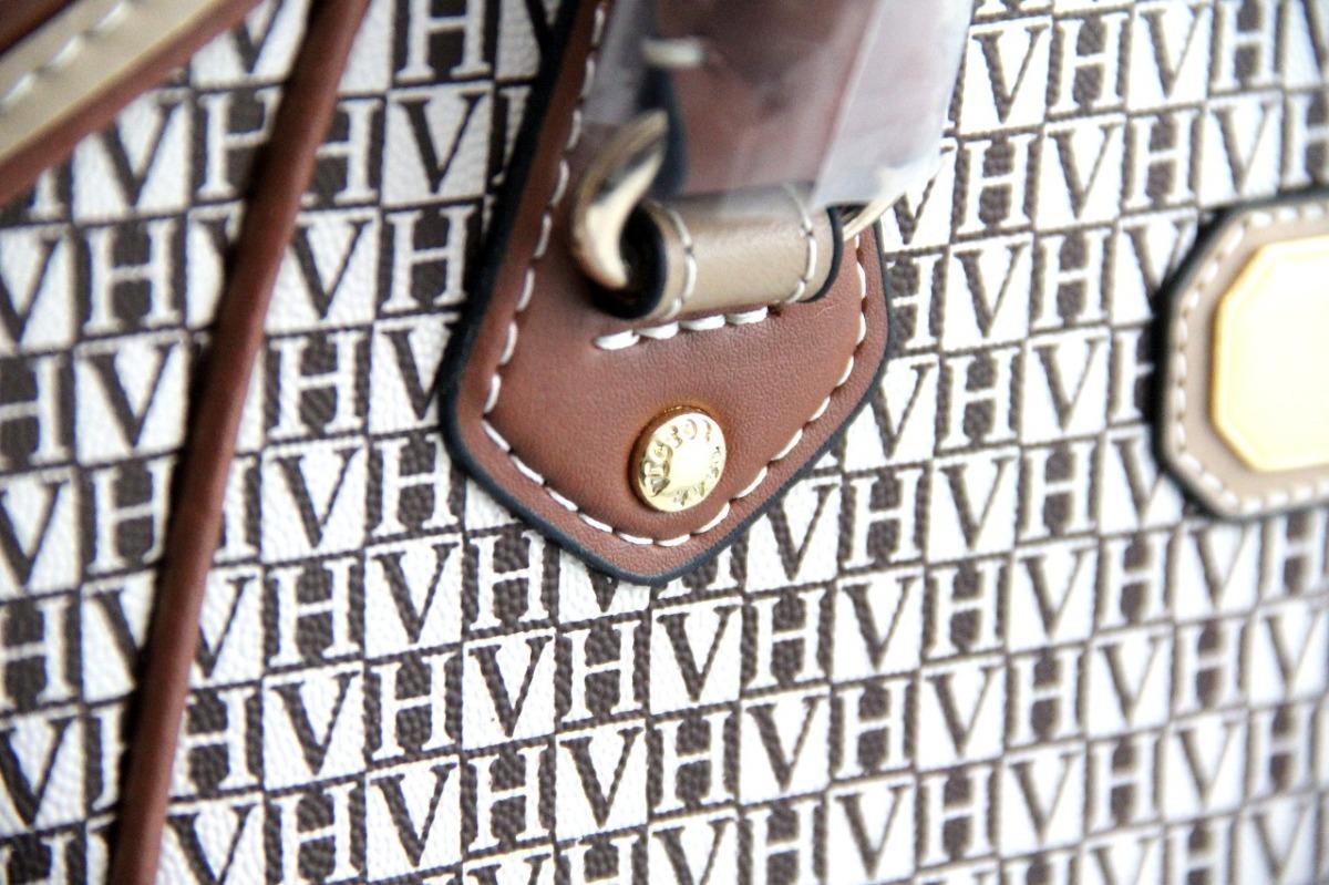 e845a127e1075 Liquida Tudo Victor Hugo Leather Goods Bolsa Original Couro - R  459 ...