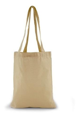 bolsa crea plana biodegradable 33x40 para estampar / uss