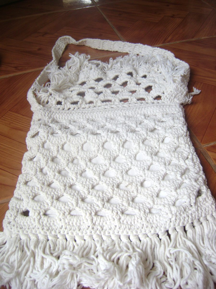 Bolsa Croche - R$ 45,00 em Mercado Livre