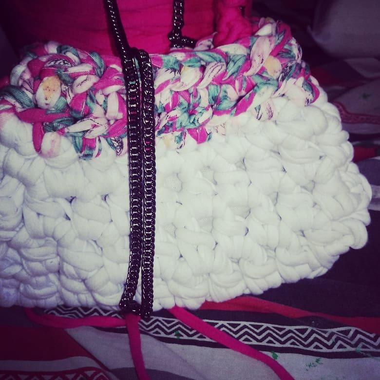 Bolsa Croche - R$ 100,00 em Mercado Livre