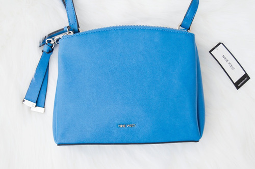 bolsa crossbody nine west