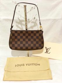 03aa0d7f3 Bolsa Clutch Redonda Femininas Louis Vuitton - Bolsas no Mercado Livre  Brasil