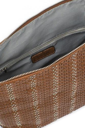 bolsa dama originales cafe bolsos mujer estoperoles u81508