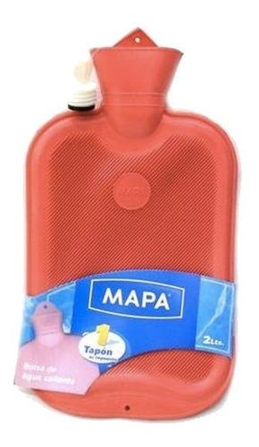 bolsa de agua caliente mapa