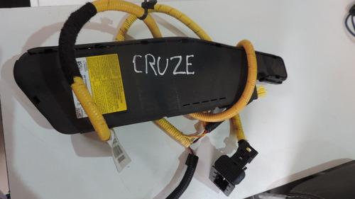 bolsa de airbag do banco lado dir/esq gm cruze original