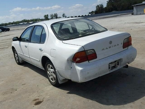 bolsa de aire copiloto nissan maxima 1995-1999