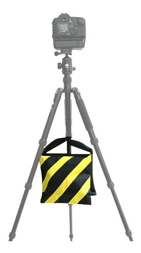 bolsa de arena para contrapeso fotografía filmación gaffer