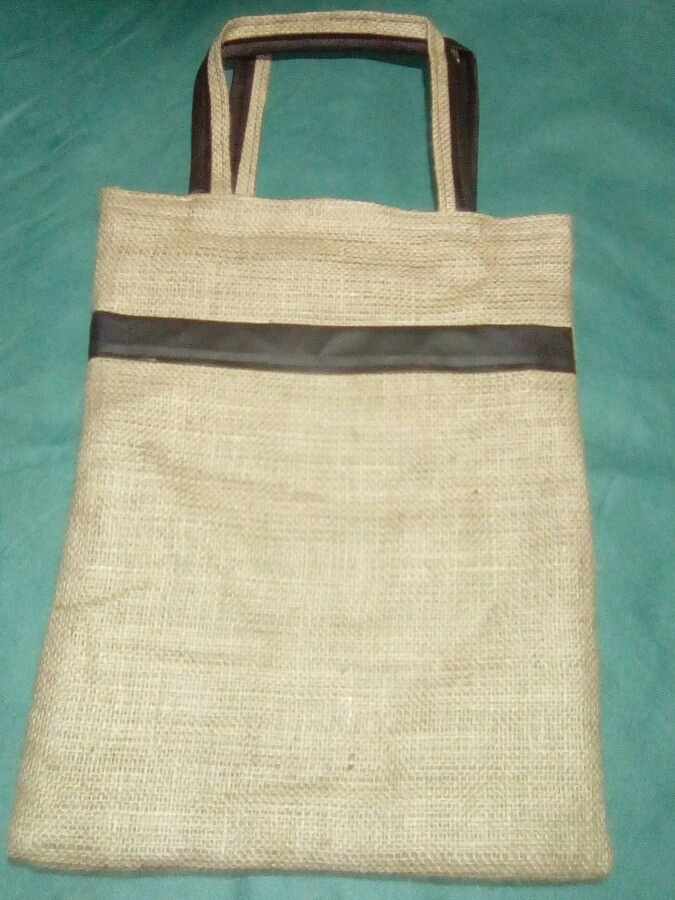 Bolsa De Arpillera 40 X 35 Decoradas Colores En Stock - $ 165,00 en ...