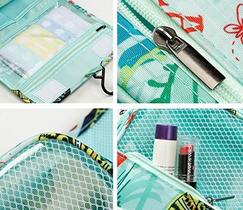 9f348828e Bolsa De Aseo Portatil Organizador De Maquillaje Para Mujer ...