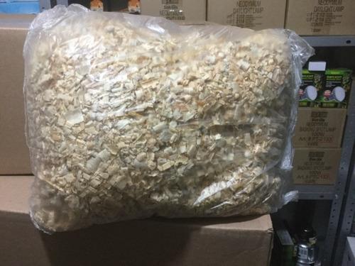 bolsa de aserrín para roedores 400 gramos