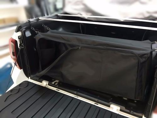 bolsa de caçamba ford ranger organizador de mala lançamento