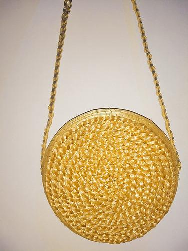 bolsa de capim dourado ,