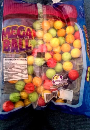 bolsa de chicles mega ball