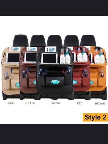 bolsa de coche portátil tipo asiento