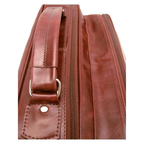 bolsa de couro legítimo + brinde