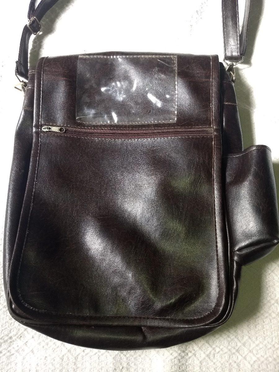 ee8d2c076 bolsa de couro legítimo estilo carteiro alça tira colo. Carregando zoom.