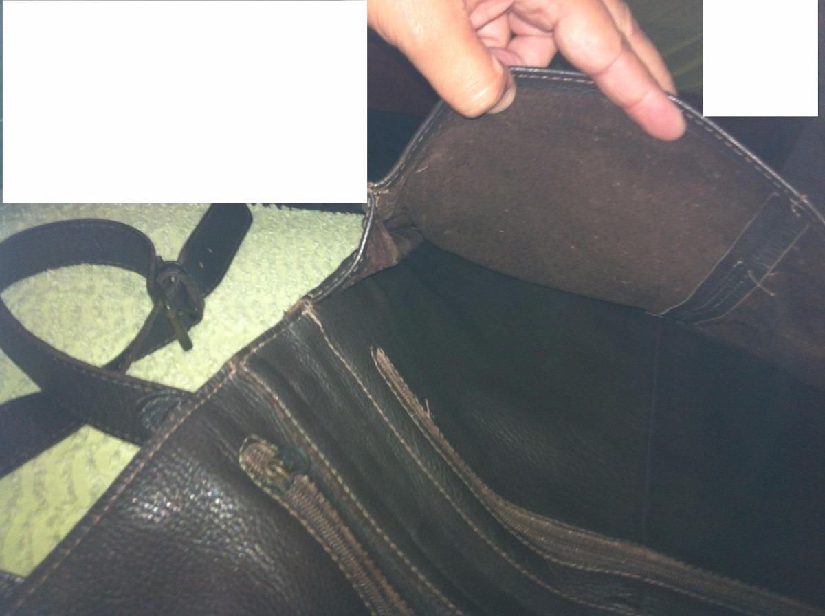 Bolsa De Couro Legitimo Usada : Bolsa de couro leg?timo usada lind?ssima r em
