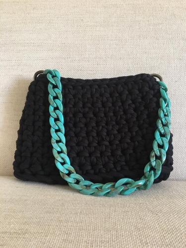 bolsa de crochê vários modelos