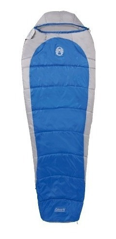 bolsa de dormir 81 cm y 208 cm silverton adult mummy coleman
