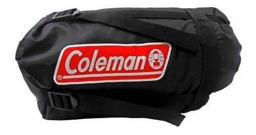 bolsa de dormir 85x230 cm hemisphere azul cobalto coleman