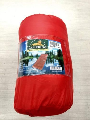 bolsa de dormir campking b-002 0° a 15°c térmica