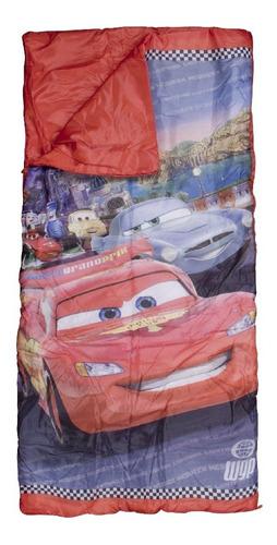 bolsa de dormir cars - disney