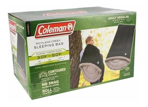 bolsa de dormir coleman richland creek