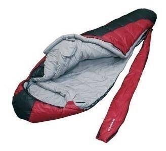 bolsa de dormir doite glaciar expandible temperatura extrema