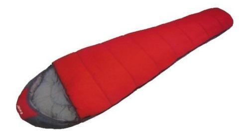 bolsa de dormir hi tec mummy 500 camping mochilero