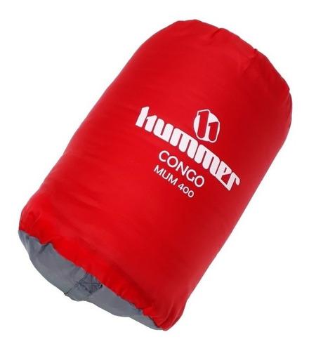 bolsa de dormir hummer congo mum 400 temp extr 0° a -10 º c
