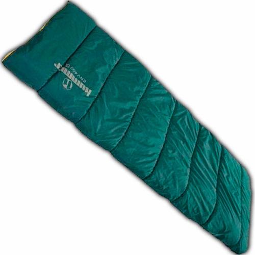 bolsa de dormir hummer env400d -12° unible de a 2! palermo!!