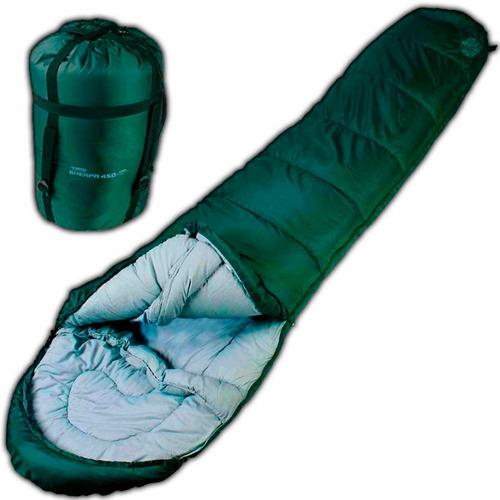 bolsa de dormir invernal momia -10º waterdog local palermo°