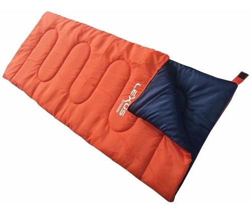 bolsa de dormir lexus summer +7 grados ideal camping