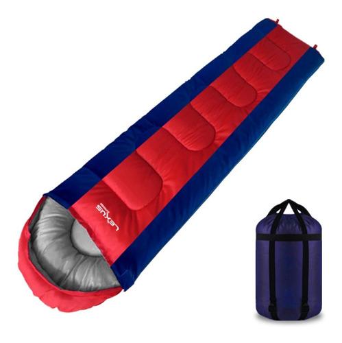 bolsa de dormir lexus traveler -7 grados ideal camping