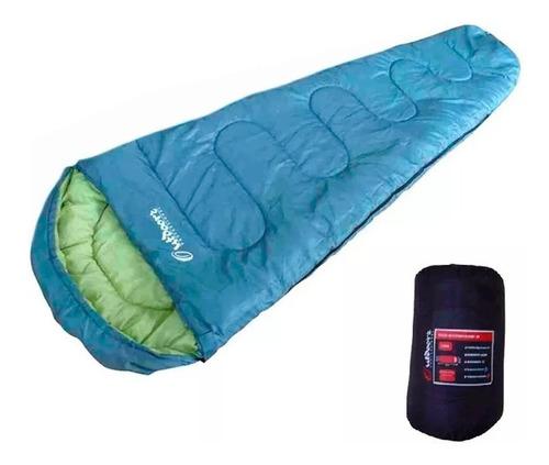 bolsa de dormir outdoors tipo momia mu-200