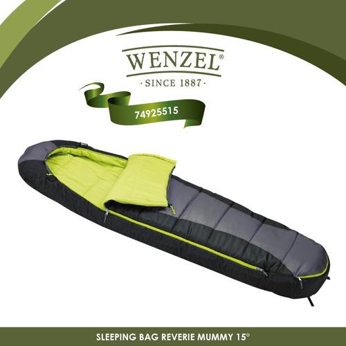 bolsa de dormir sleeping reverie mummy 15º wenzel 74925515