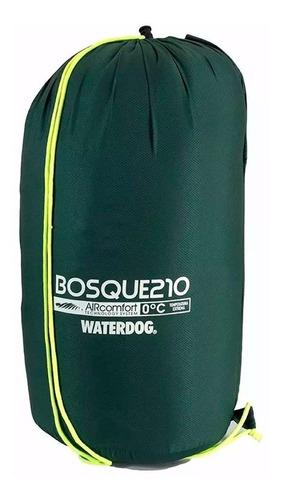 bolsa de dormir termica waterdog bosque 0°c  sobre + envioº