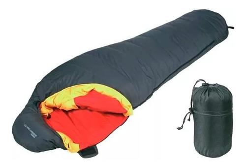bolsa de dormir waterdog de pluma y duvet everest compacta°