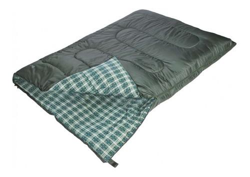 bolsa de dormir waterdog jumbo 1600 doble rectangular matrim