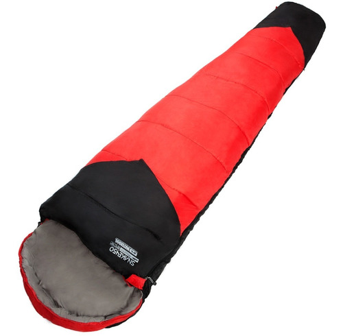 bolsa de dormir waterdog snake -10ºc bolsa de compresión